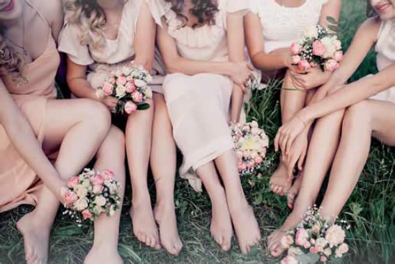 Trends in the world of wedding flowers